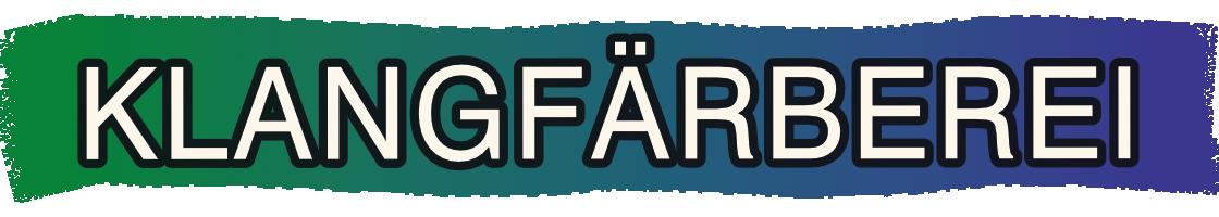 Klangfärberei Logo